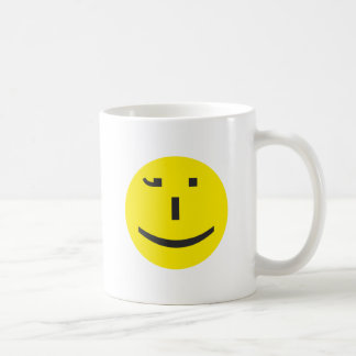 old-fashionable Smilie old fashioned Mug