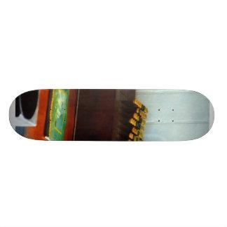 Old Fashioned Adding Machine Skateboards