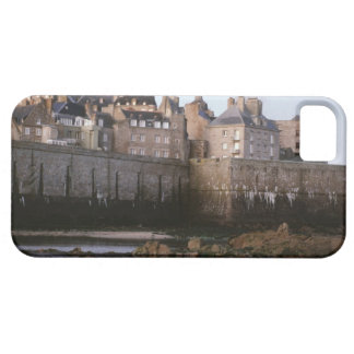 Old-fashioned architecture, Brittany, France iPhone 5 Cases