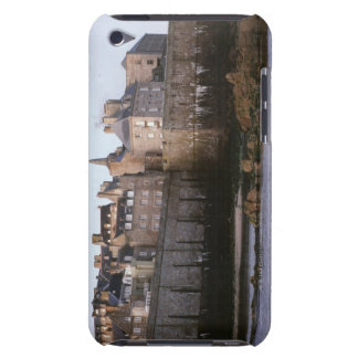 Old-fashioned architecture, Brittany, France iPod Touch Case