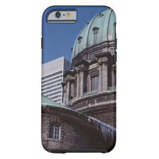 Old-fashioned architecture, cropped tough iPhone 6 case