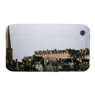 Old-fashioned architecture in Brittany iPhone 3 Cases