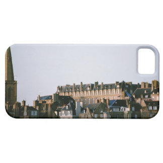 Old-fashioned architecture in Brittany iPhone 5 Cover