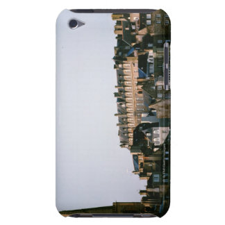 Old-fashioned architecture in Brittany iPod Case-Mate Cases