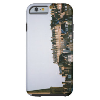 Old-fashioned architecture in Brittany Tough iPhone 6 Case