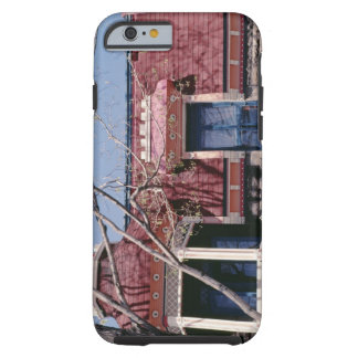 Old-fashioned architecture with balcony tough iPhone 6 case