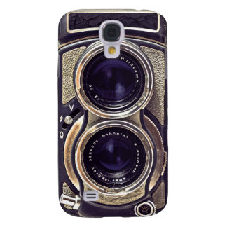 Old-fashioned camera galaxy s4 case