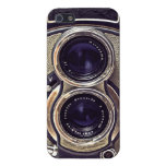 Old-fashioned camera iPhone 5 cases