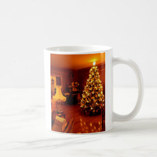 old fashioned chistmas, Old Fashioned Christmas Coffee Mugs