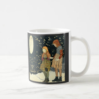 Old fashioned Christmas Mugs