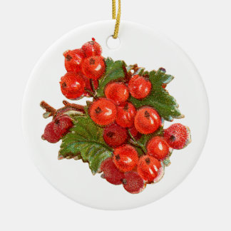 Old-fashioned Christmas, Redcurrant Christmas Ornament