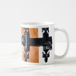 Old Fashioned Door Handle Mug
