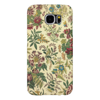 Old Fashioned Floral Abundance Samsung Galaxy S6 Cases