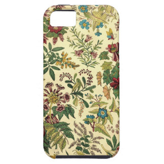 Old Fashioned Floral Abundance Tough iPhone 5 Case