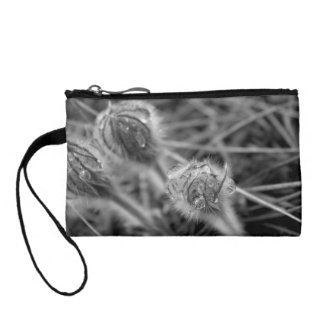 Old Fashioned Flowers Coin Wallet