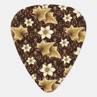 Old-Fashioned Flowers Plectrum