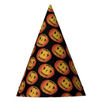 Old-fashioned Halloween, Pumpkin (jack-o'-lantern) Party Hat