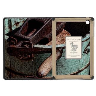 Old Fashioned Ice Cream Churn iPad Mini Retina Cases
