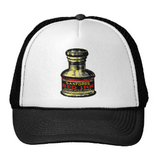 Old Fashioned Inkwell Cap
