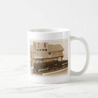 Old Fashioned Model Train Photo Coffee Mug