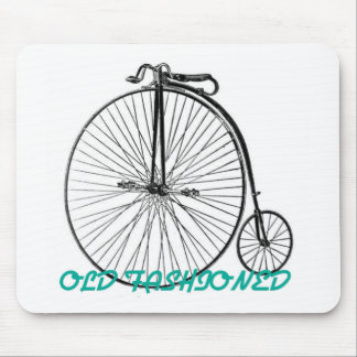 Old Fashioned Mouse Pad
