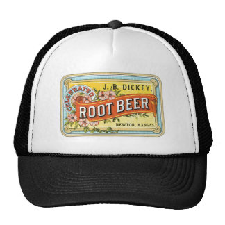 Old-fashioned Root Beer Hats