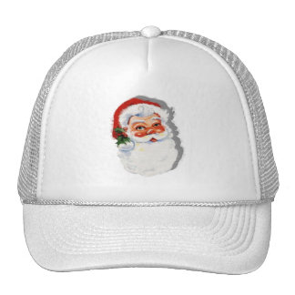 Old Fashioned Santa Claus Trucker Hat