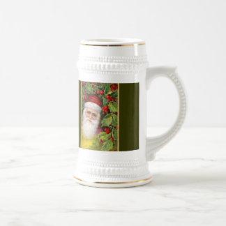 Old Fashioned Santa Claus Coffee Mug