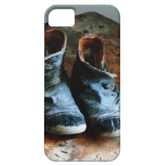 Old-Fashioned Shoes iPhone 5 Case