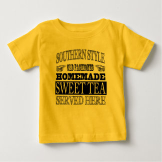 Old Fashioned Sweet Tea Vintage Look Advertising Shirts