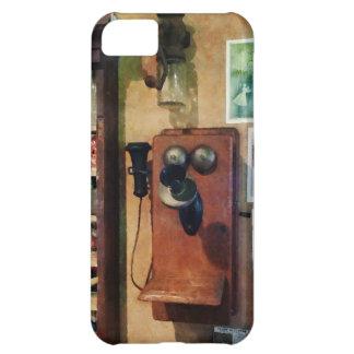 Old-Fashioned Telephone iPhone 5C Case