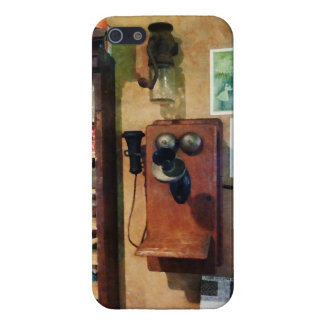 Old-Fashioned Telephone Case For iPhone 5/5S