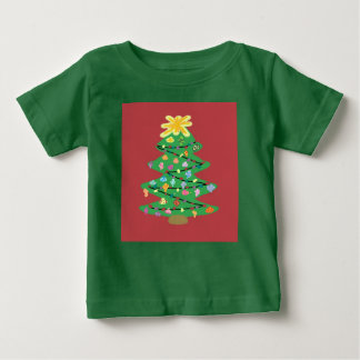 Old Fashioned Tree Baby T-Shirt
