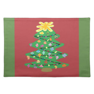 Old Fashioned Tree Placemat