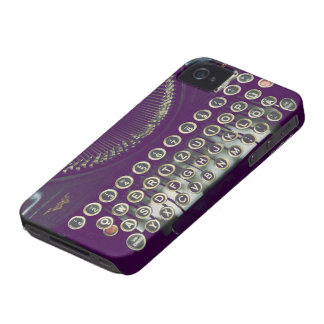 old fashioned typewriter blackberry bold covers