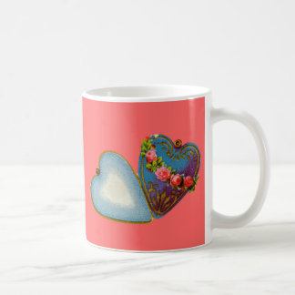 Old Fashioned Valentine Mug