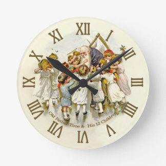 Old Father Time Clock