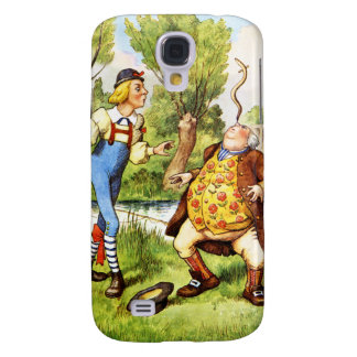 Old Father William From Alice in Wonderland Samsung Galaxy S4 Cover