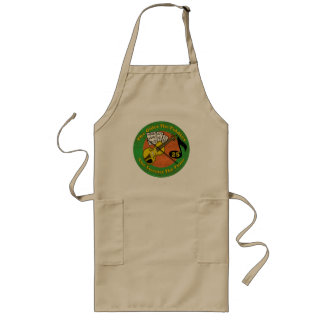 Old Fiddler 25th Birthday Gifts Long Apron