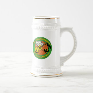 Old Fiddler 35th Birthday Gifts Beer Steins