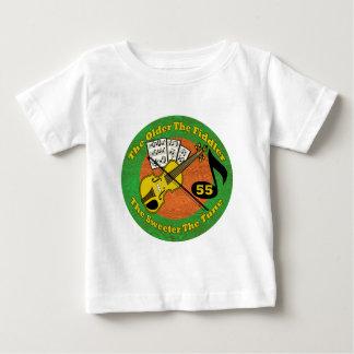 Old Fiddler 55th Birthday Gifts Shirt