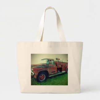 Old Fire Truck Bag