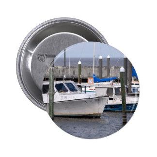 Old fishing boats pins