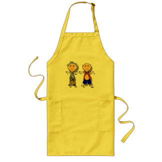 Old Fogies Long Apron