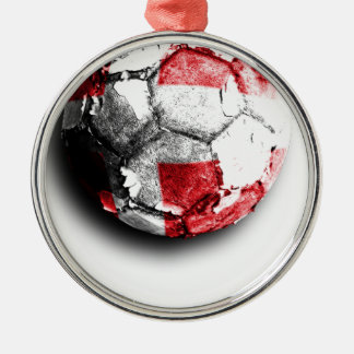Old football (Denmark) Christmas Ornament