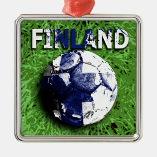 Old football (Finland) Christmas Ornament
