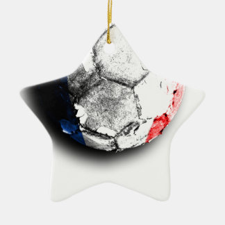 Old football (France) Christmas Ornament