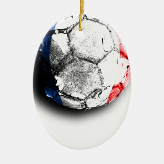Old football (France) Christmas Ornament