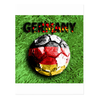 Old football germany post cards