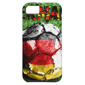Old football (germany) tough iPhone 5 case